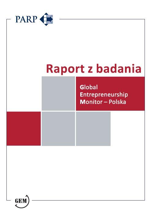 GEM Polska. Raport z badania przedsiębiorczości - 2017