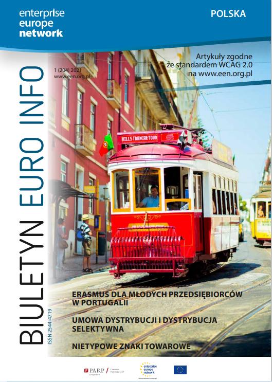 Biuletyn Euro Info 1/2021