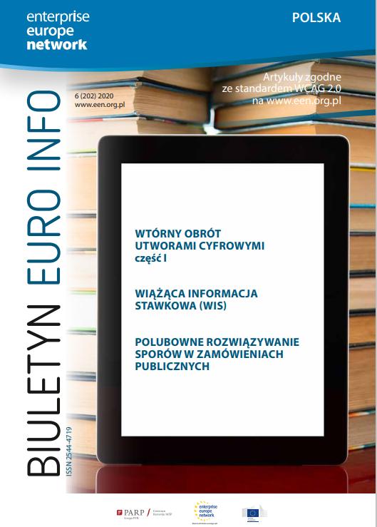 Biuletyn Euro Info 6/2020