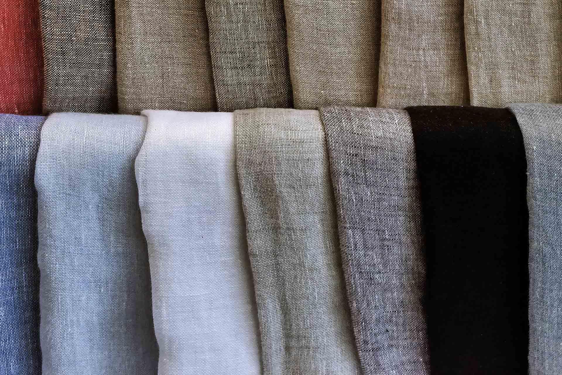 Szwedzki startup zleci produkcję tkanin i gotowych wyrobów z lnu