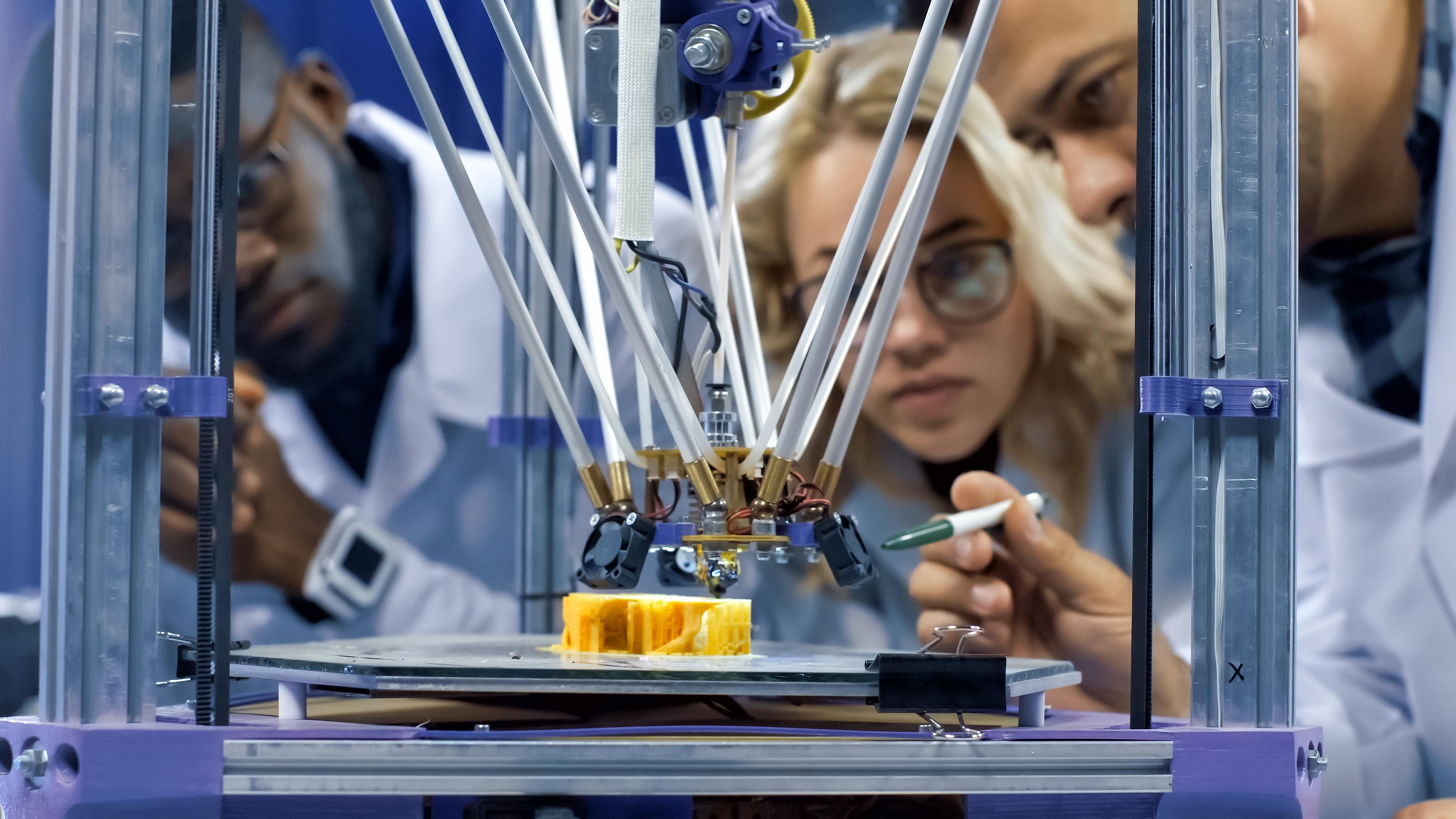 Firma z Rumunii nawiąże współpracę z dostawcami filamentów do drukarek 3D