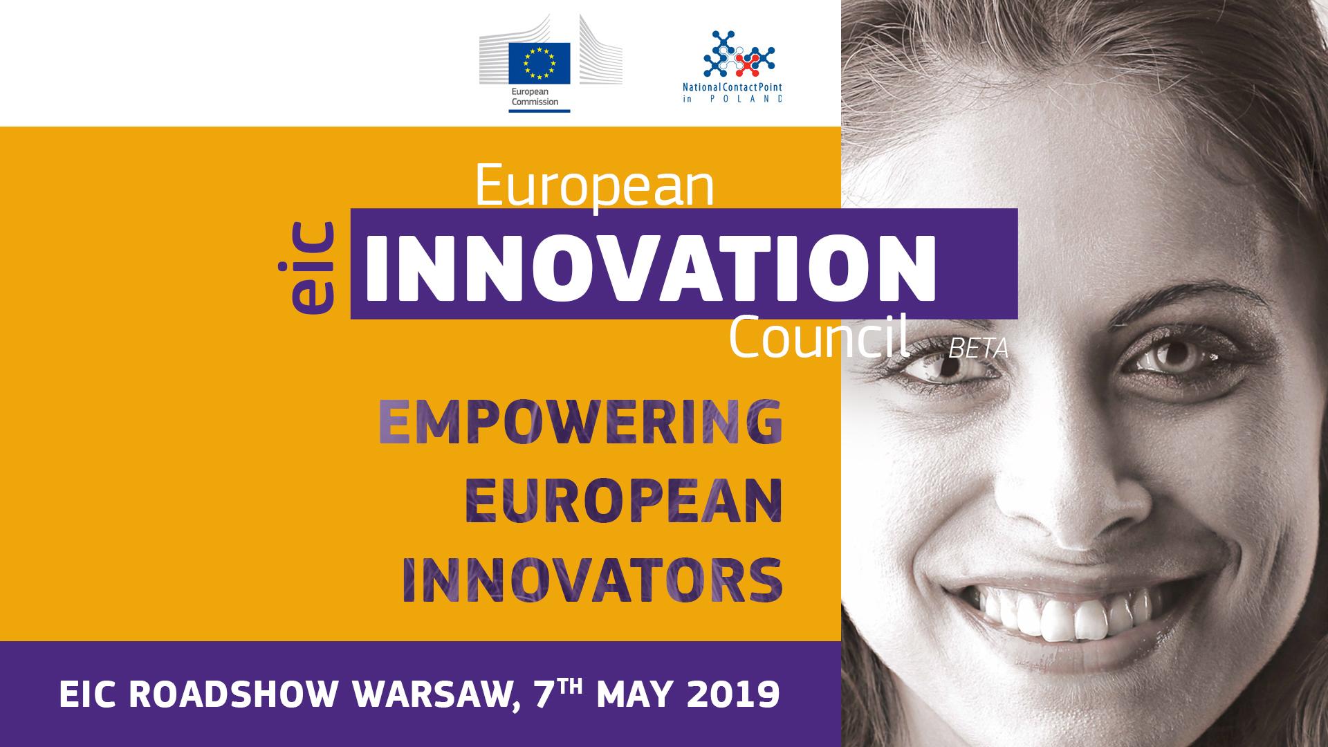 EIC Roadshow Warsaw