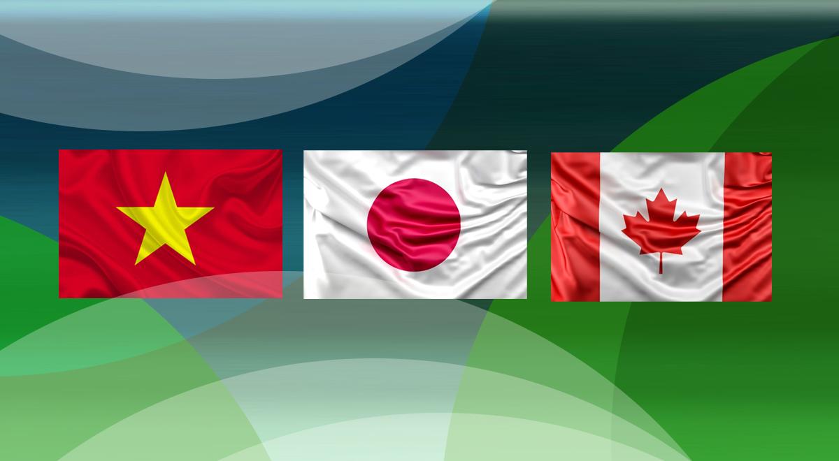 Umowy o wolnym handlu w UE: z Japonią, Wietnamem i Kanadą. Webinarium 26 października br.