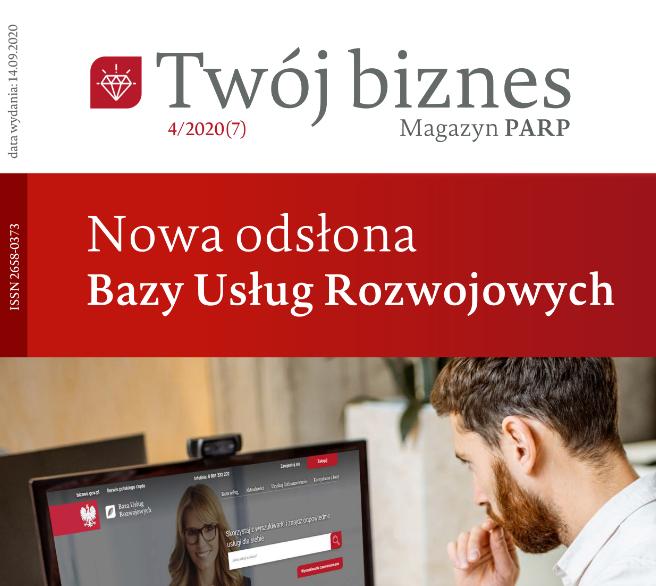 """""""Twój Biznes"""" – VII wydanie e-biuletynu PARP już dostępne"""